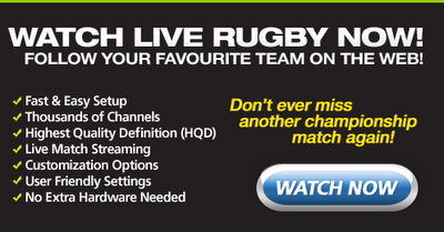 Watch live rugby now 1